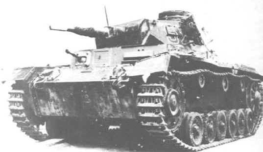 Panzerkampfwagen III Ausf. F