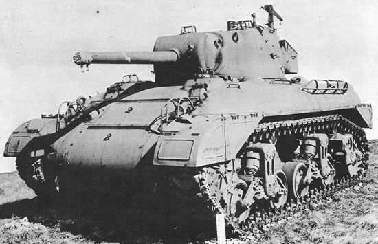 Medium Tank, M7