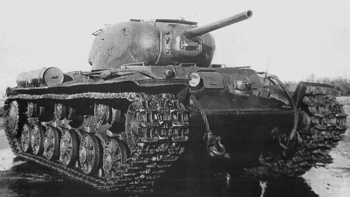 KV-1S obr. 1942g.