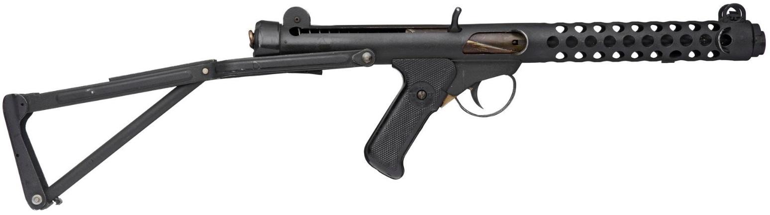 L2A1 Submachine Gun