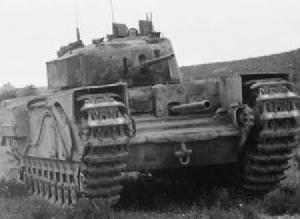Infantry Tank Mk. IV, Churchill Mk. I