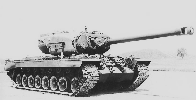 Heavy Tank, T30