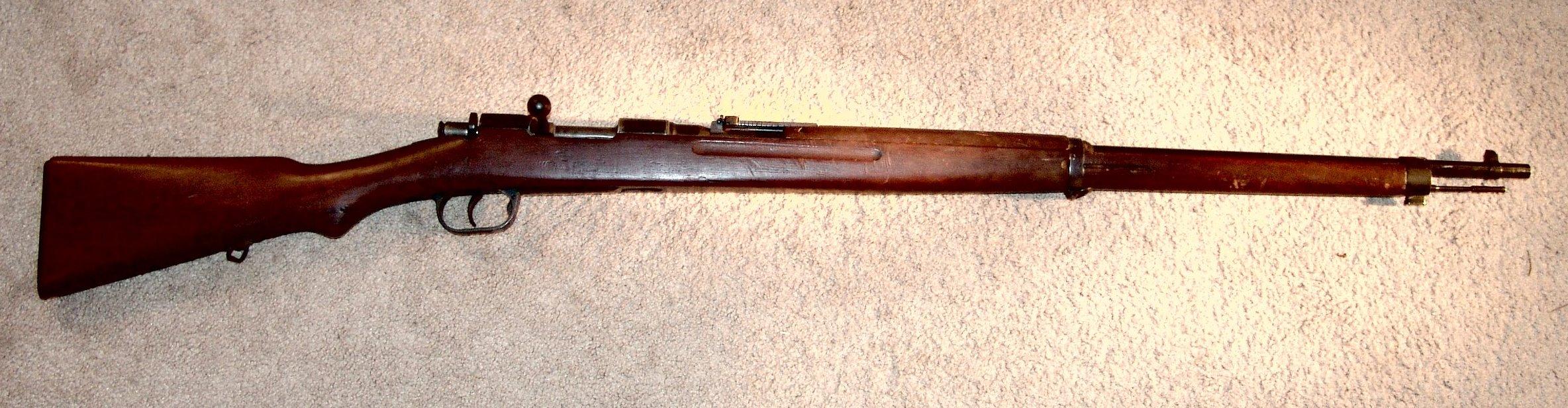TypeI Rifle