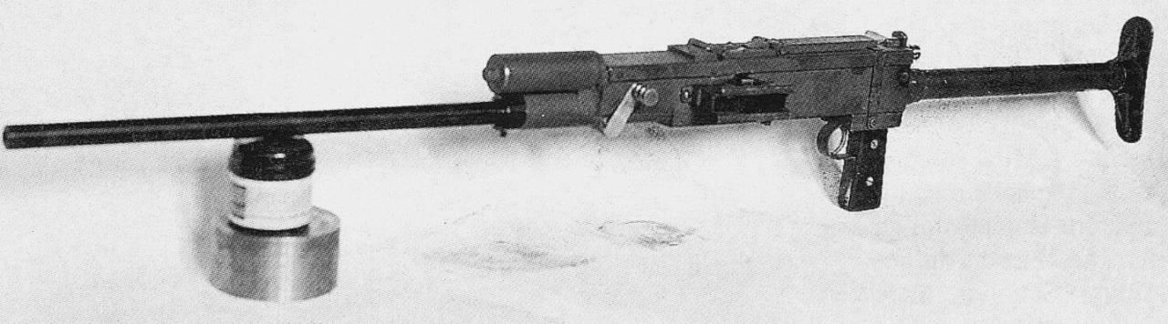 Cönders Maschinengewehr