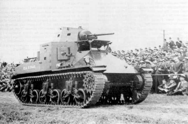 Medium Tank, M2
