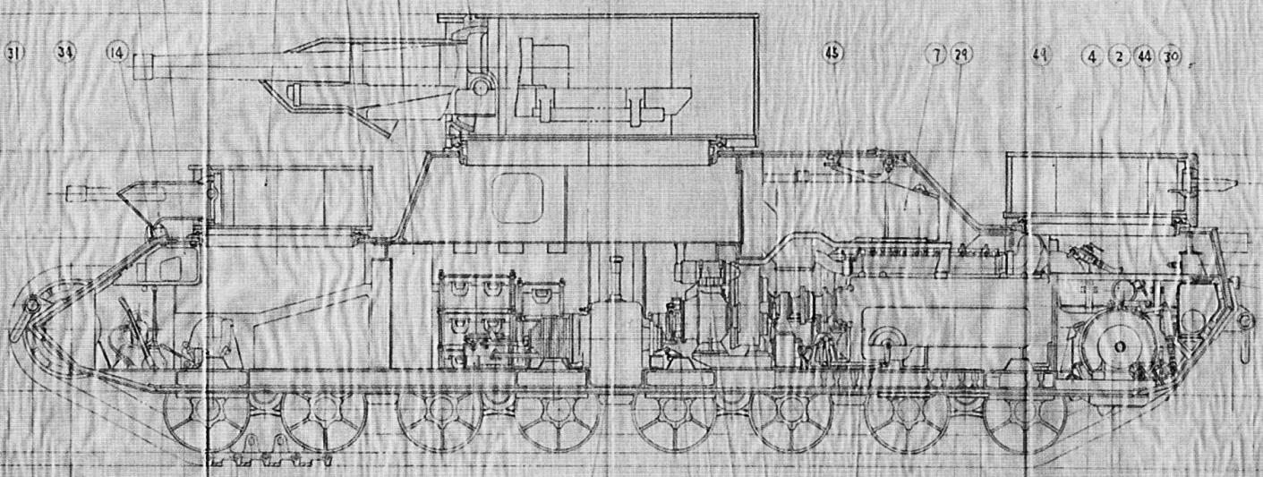 Experimental Super-Heavy Tank 'O-I'