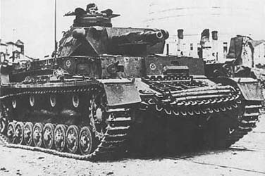 Panzerkampfwagen IV Ausf. E