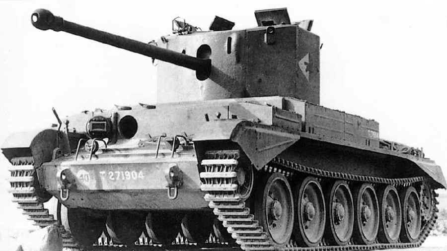 Cruiser Tank, Challenger