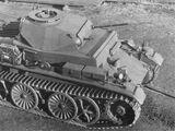 Panzerkampfwagen I Ausf. C