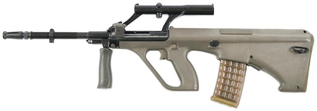 F88 Assault Rifle