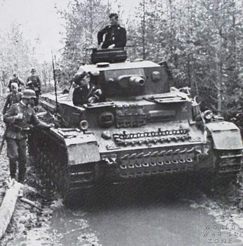 Panzerkampfwagen IV Ausf. F1