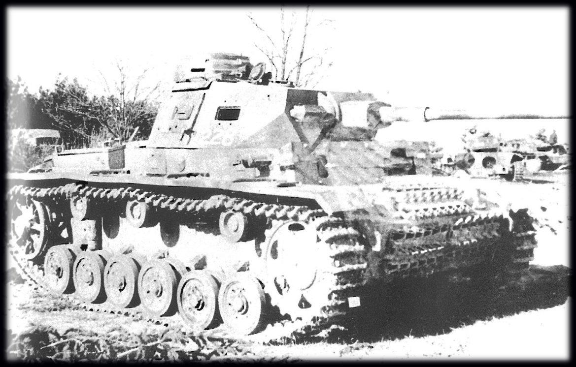 Panzerbefehlswagen III Ausf. K