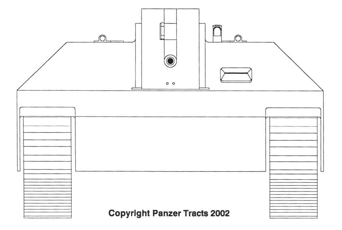 Leichter Panzerkampfwagen zur Verwendung gegen Erd und Luftziele mit 5,5cm vollautomatischer Waffe