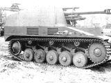 Geschützwagen II für 10,5cm le.F.H. 18/2 (Sf.)