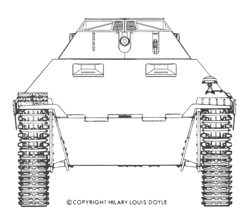 Panzer-Aufklärer auf 38(t)