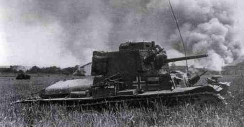 Panzerkampfwagen 38(t) Ausf. C