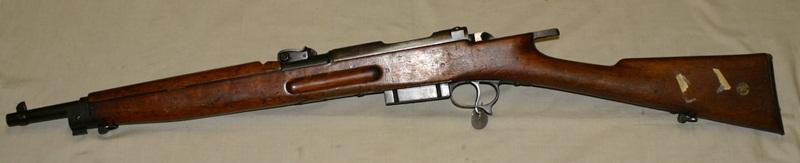 Cei-Rigotti Rifle