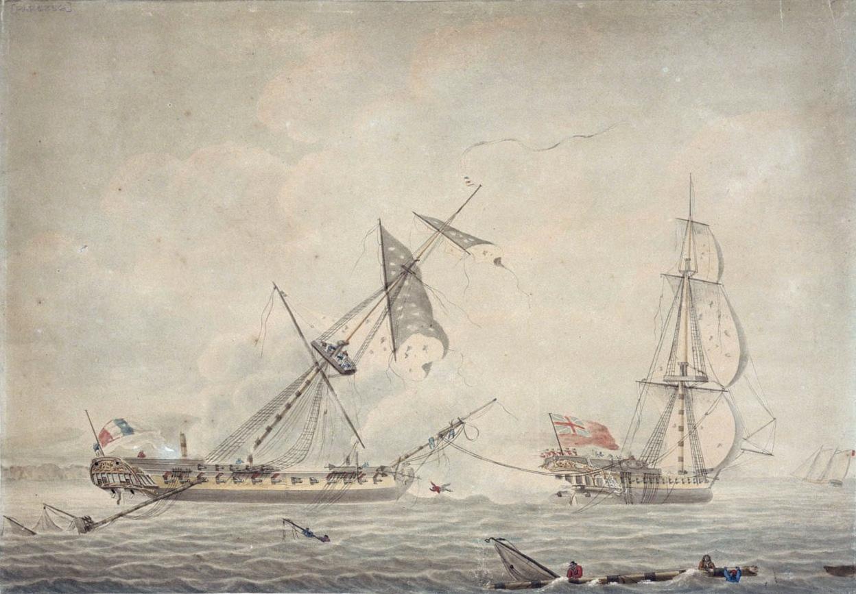 HMS Blanche (1786)