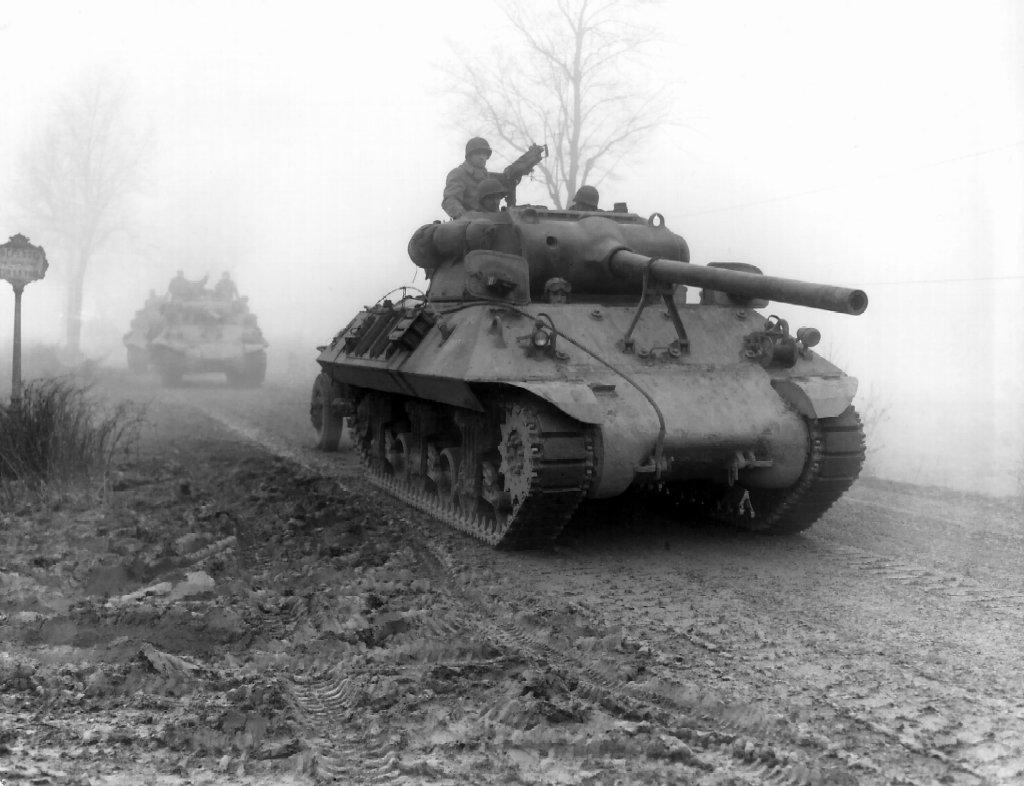 90mm Gun Motor Carriage, M36