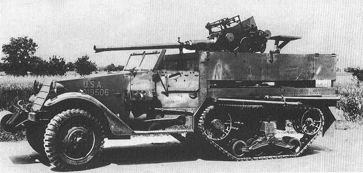 40mm Gun Motor Carriage, T59E1