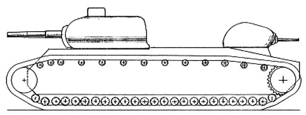 AMX Tracteur C (1939)