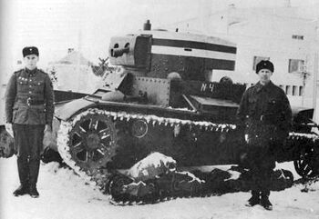 Finnish Captured