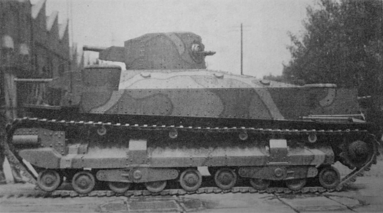 Type95 Heavy Tank 'Ro-Gō'