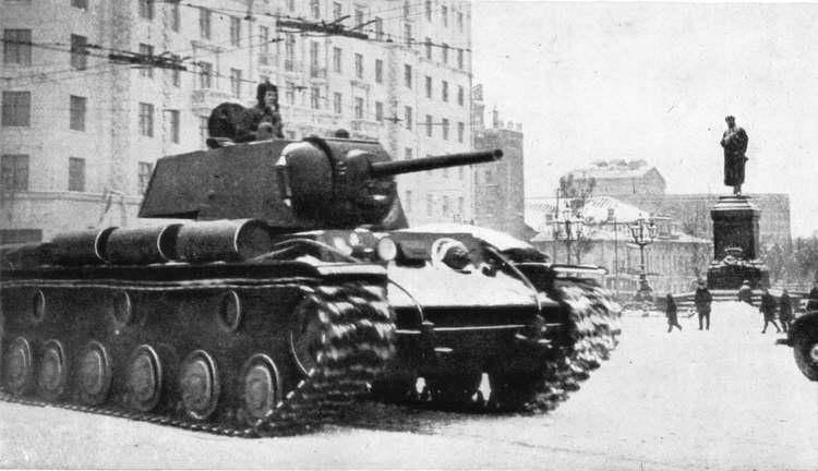 KV-1 obr. 1941g.