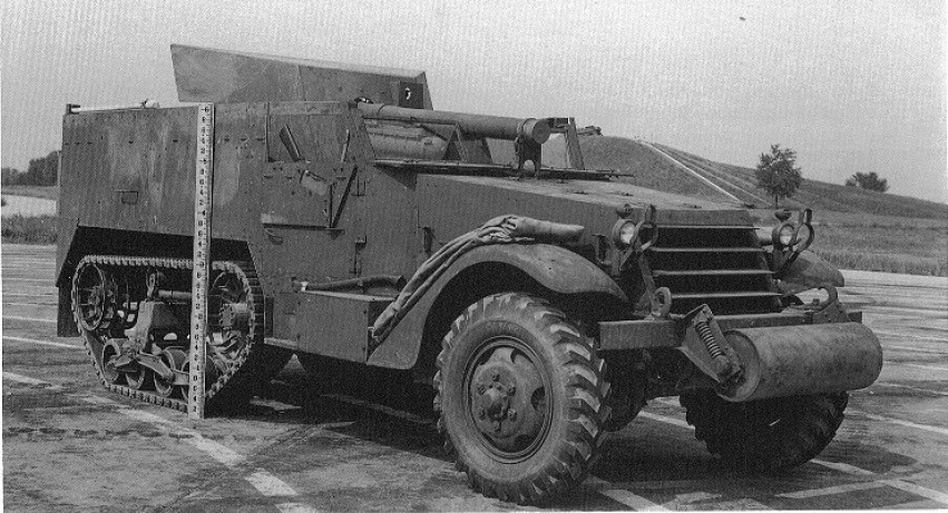 57mm Gun Motor Carriage, T48