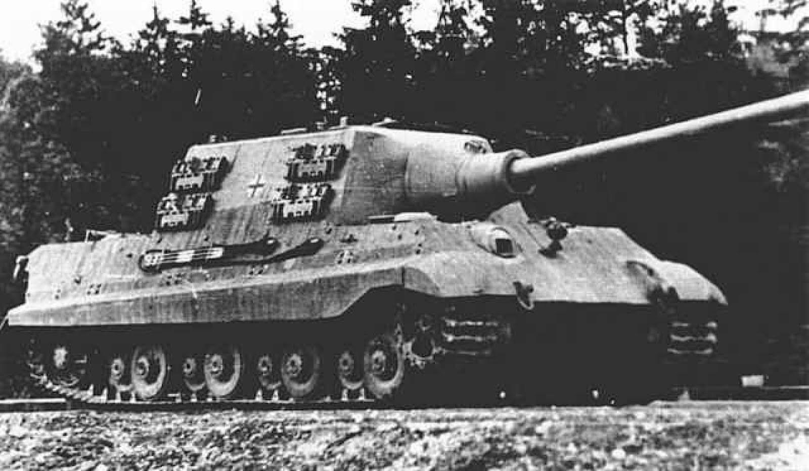 Panzerjäger Tiger Ausf. B(P)
