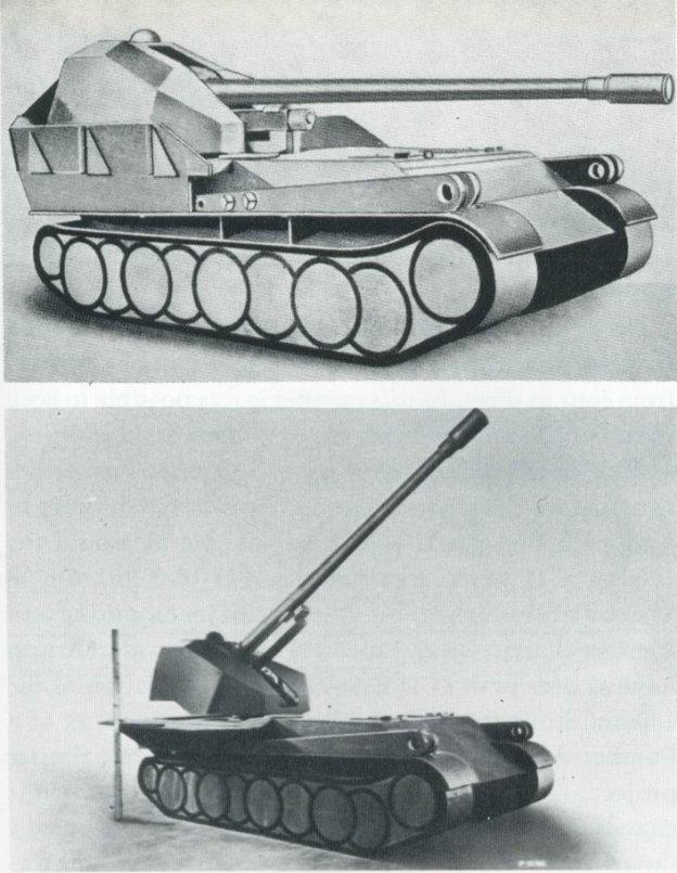 12,8cm Kanone 43 Gerät 5-1211 Krupp