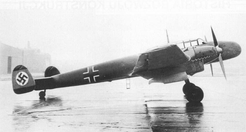 Messerschmitt Bf 110A-0