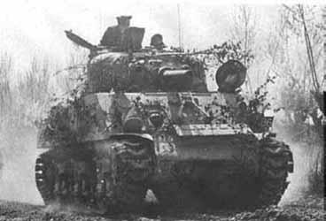 Medium Tank, M4A3(105)