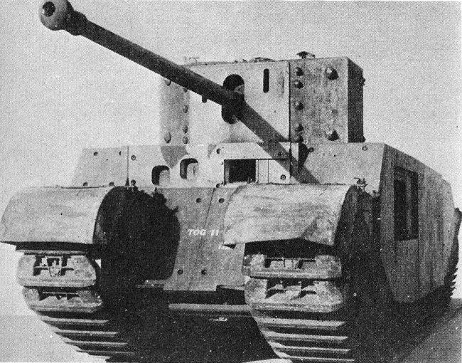 Heavy Tank, TOG 2*