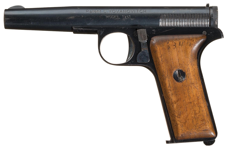 Yovanovitch Model 1931