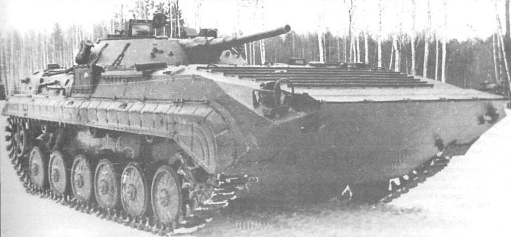 BMP-1 obr. 1973g.