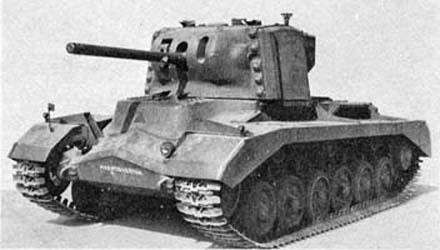 Infantry Tank, Valiant