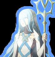 Azura portrait Heirs of Fate