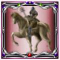 Axe rider portrait