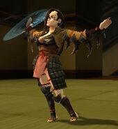 FE14 Master Ninja (Kagerou)