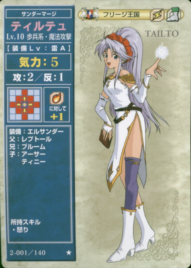 Fire Emblem: Trading Card Game/Series 2: Bonds of fate