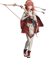 Warriors Sakura OA