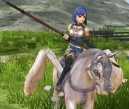 FE15 Pegasus Knight (Catria)