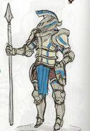 Cavalier male
