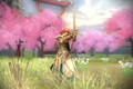 Sakura War Priestess