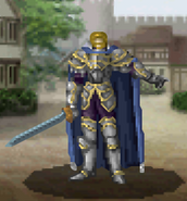 Loffaru battle (dismounted)