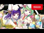 Fire Emblem Heroes - Special Heroes (Willful Rabbits)