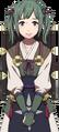 Retrato Mi habitación Midori - Fire Emblem Fates