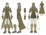 Swordmaster concept RD