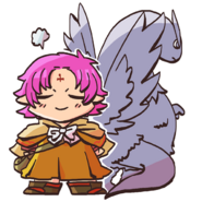 Fae divine dragon pop01